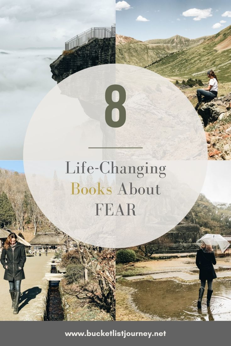 Life-Changing Books About Fear and How to Overcome it