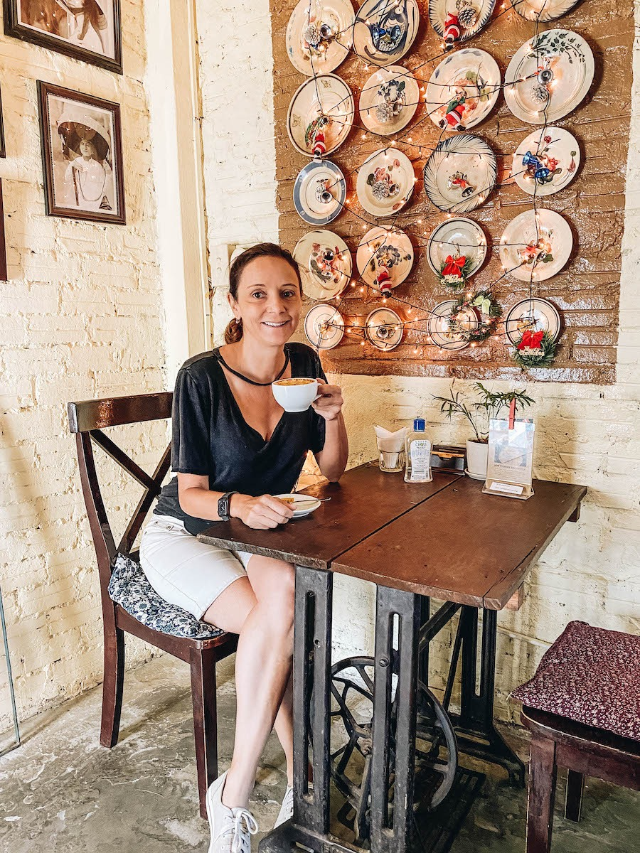 Egg Coffee in Vietnam