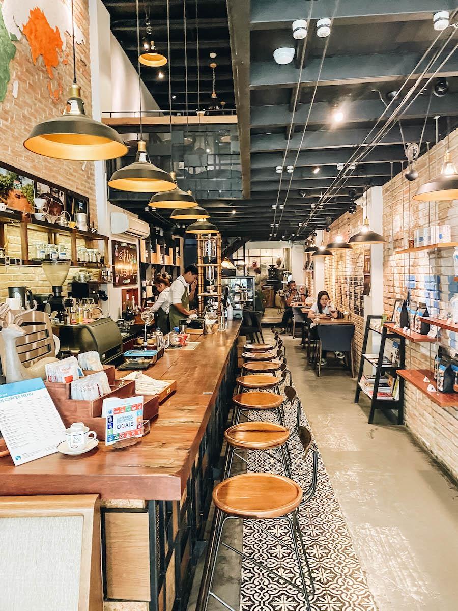 Saigon's Coffee Culture