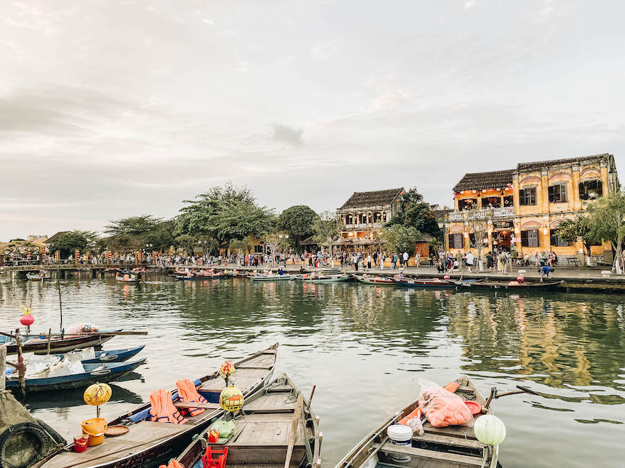 Ancient Old Town of Hoi An