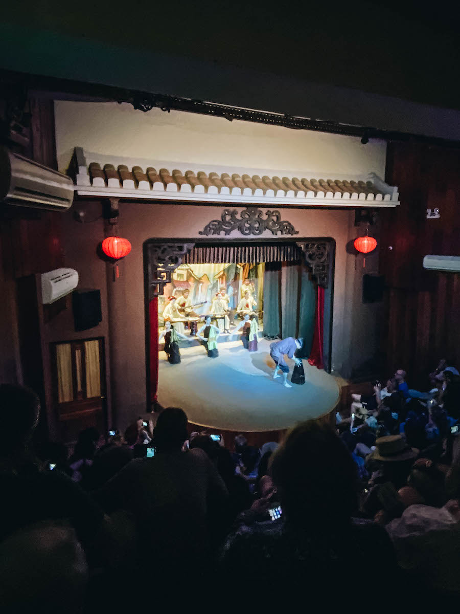 Hoi An Traditional Art Performance Theater