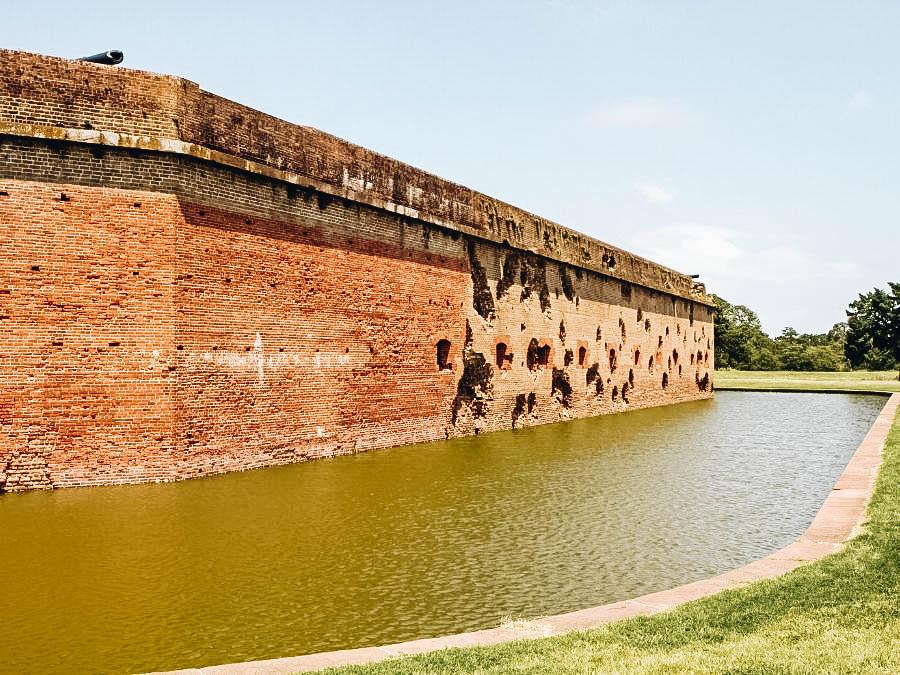 Visit Fort Pulaski National Monument