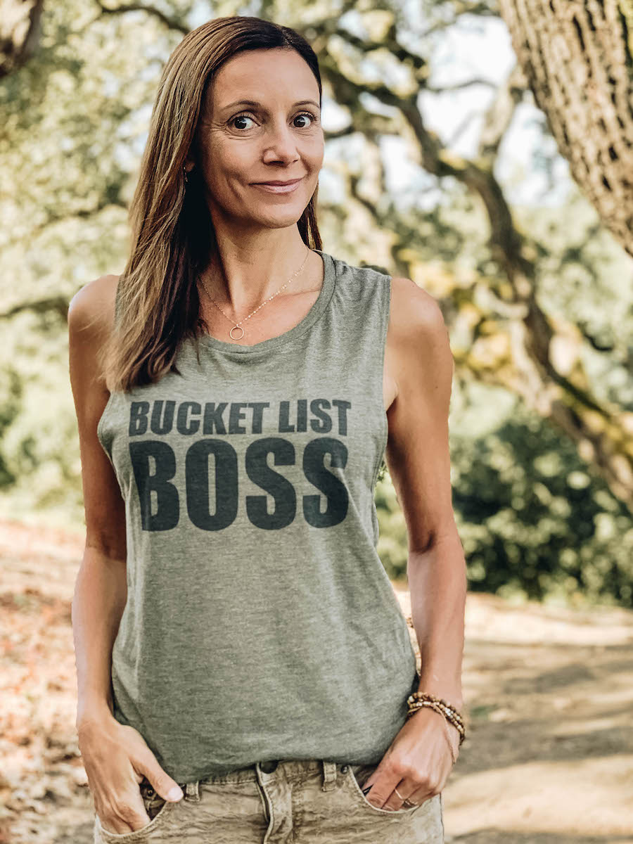 Bucket List Boss Annette White