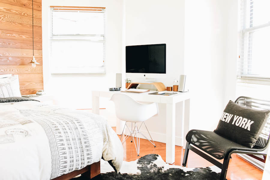 Help Each Other With a Bedroom Makeover