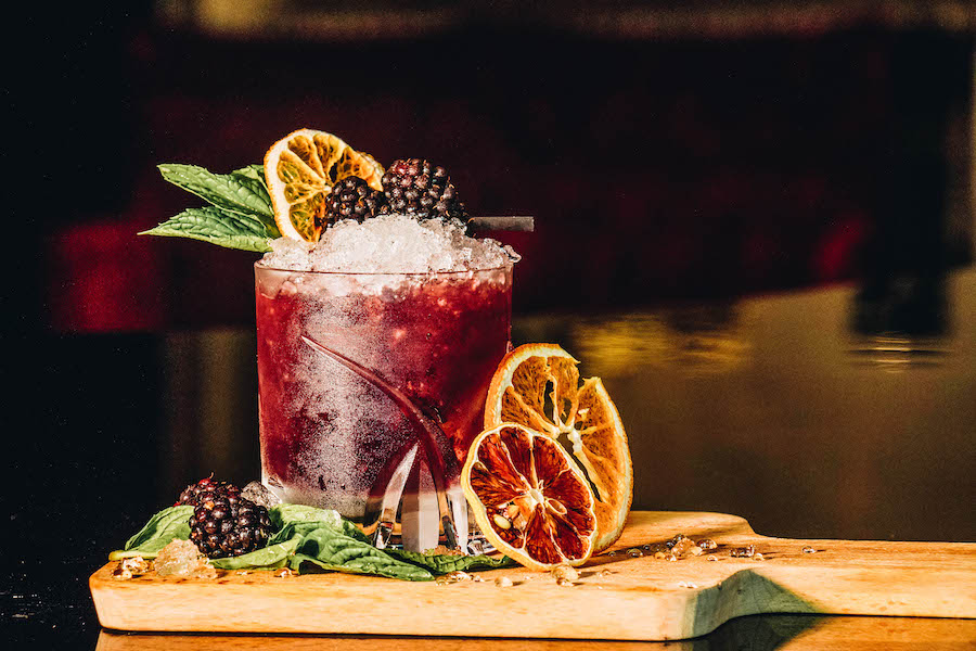 Create a Signature Cocktail with your Best Friend