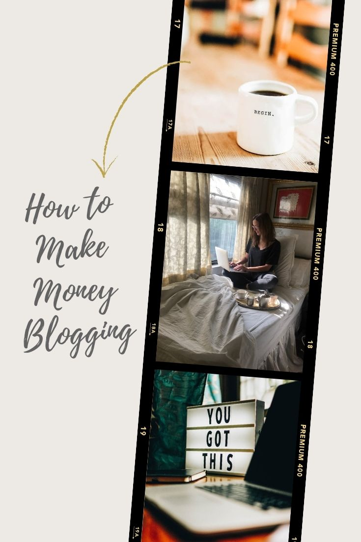How to Make Money Blogging: Ways to Monetize and Earn a Living