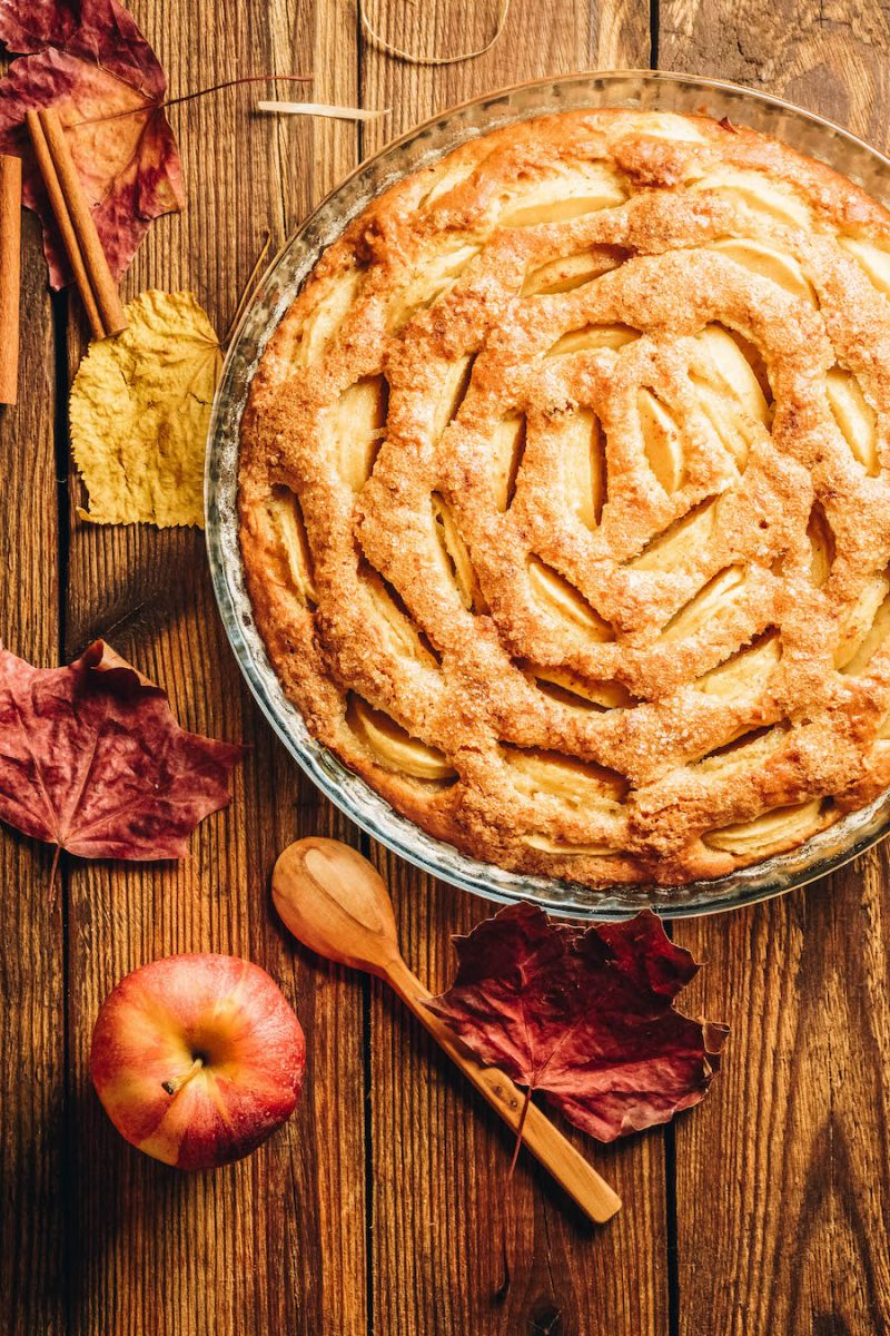 The best autumn pie