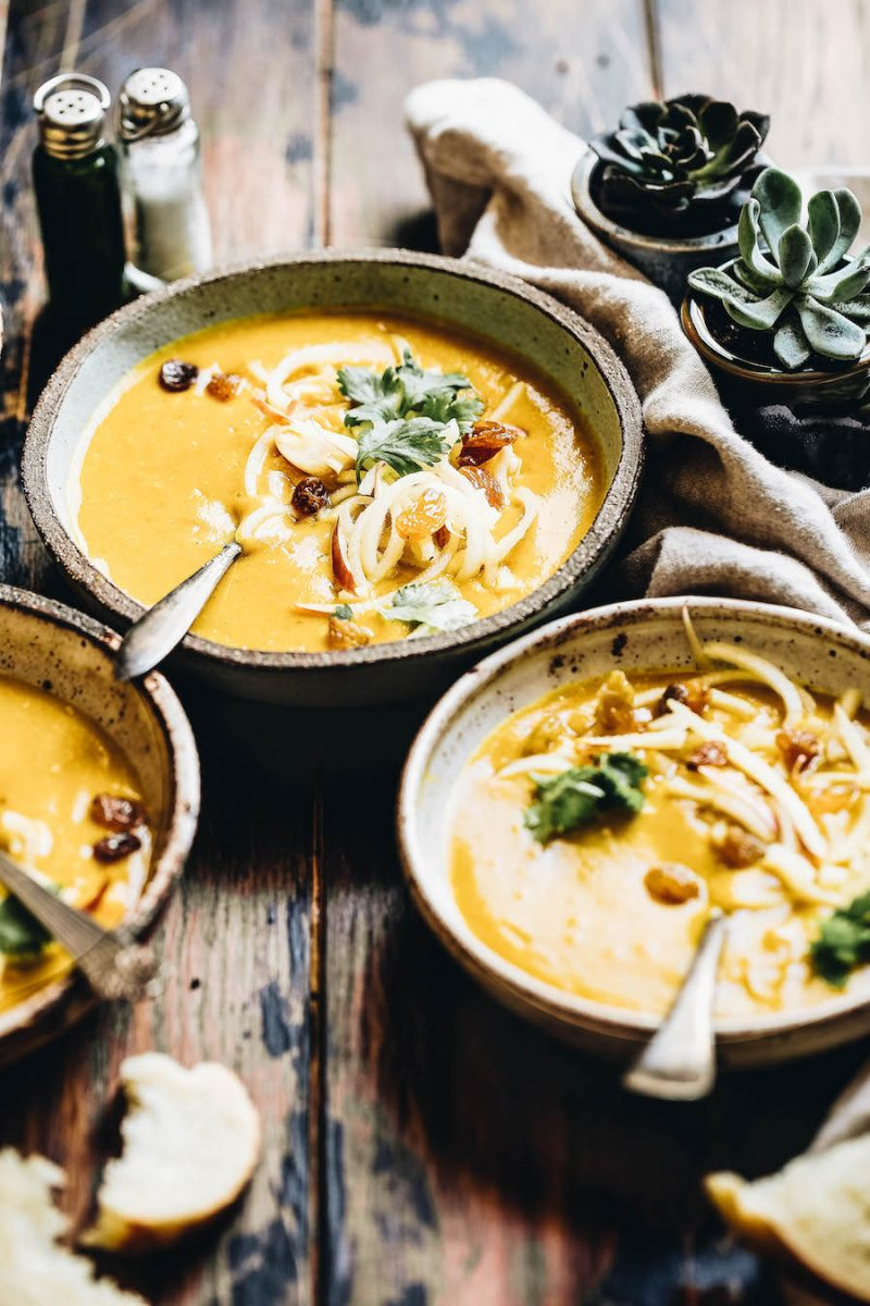 Fall Bucket List: Perfect a Bowl of Soup