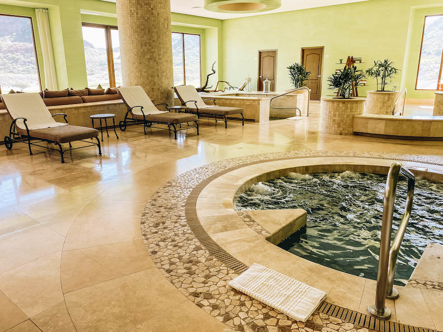 Sabila Spa at Villa del Palmar
