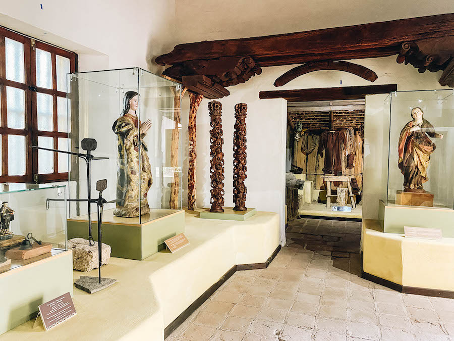 Visit the Museum of Jesuit Missions in Loreto Mexico