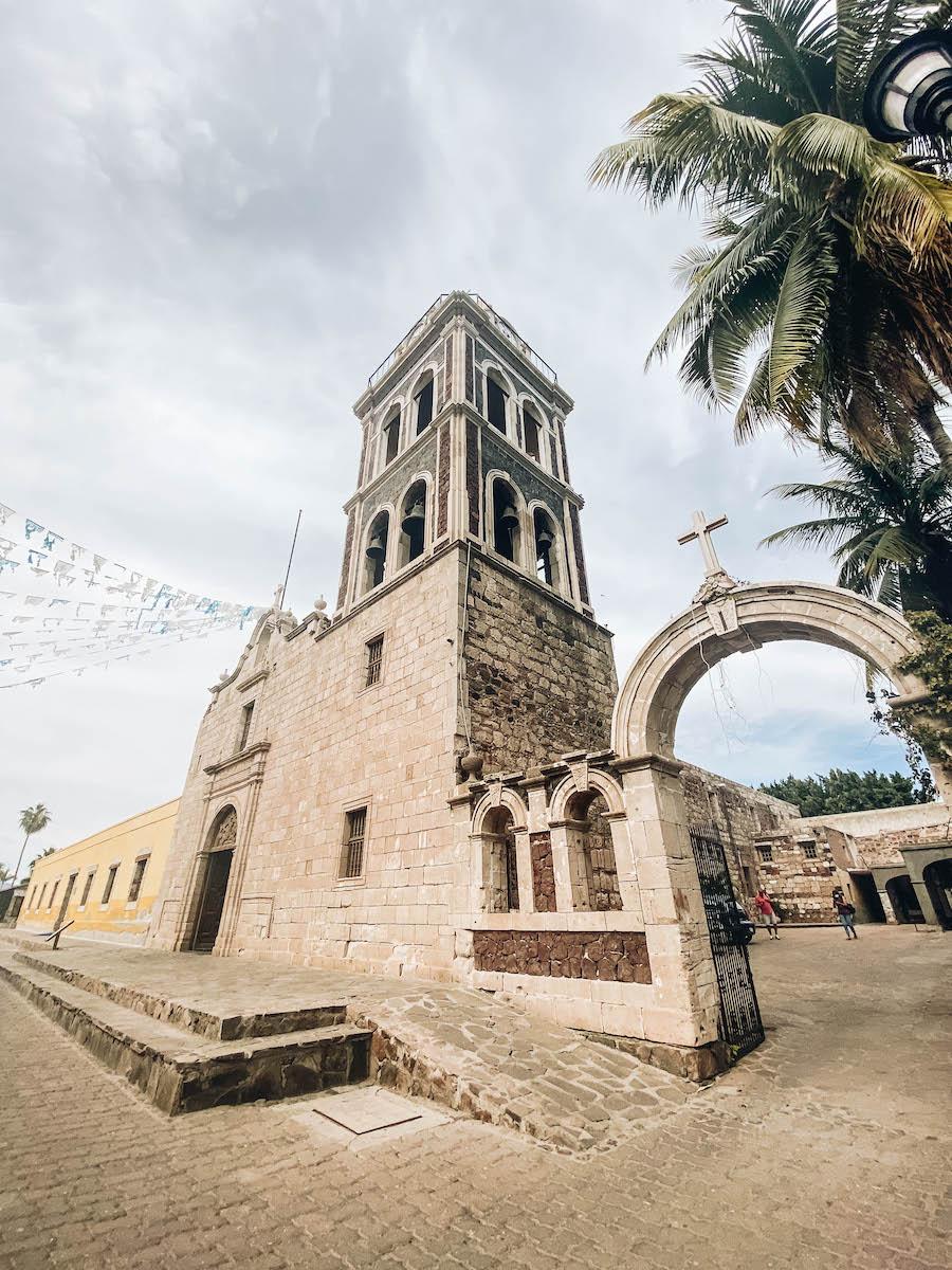 The mission of Loreto