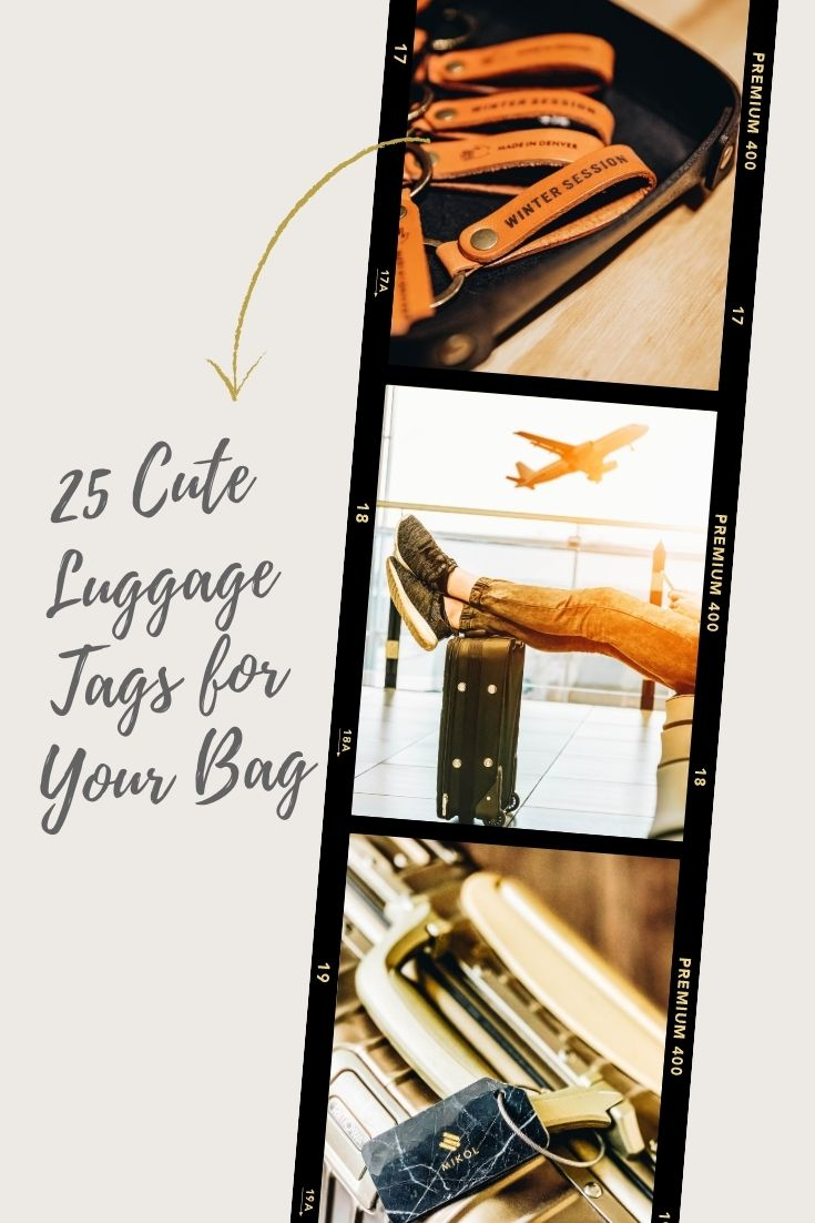 Cute Luggage Tags: The Best Ones for Your Suitcase & Travel Bag