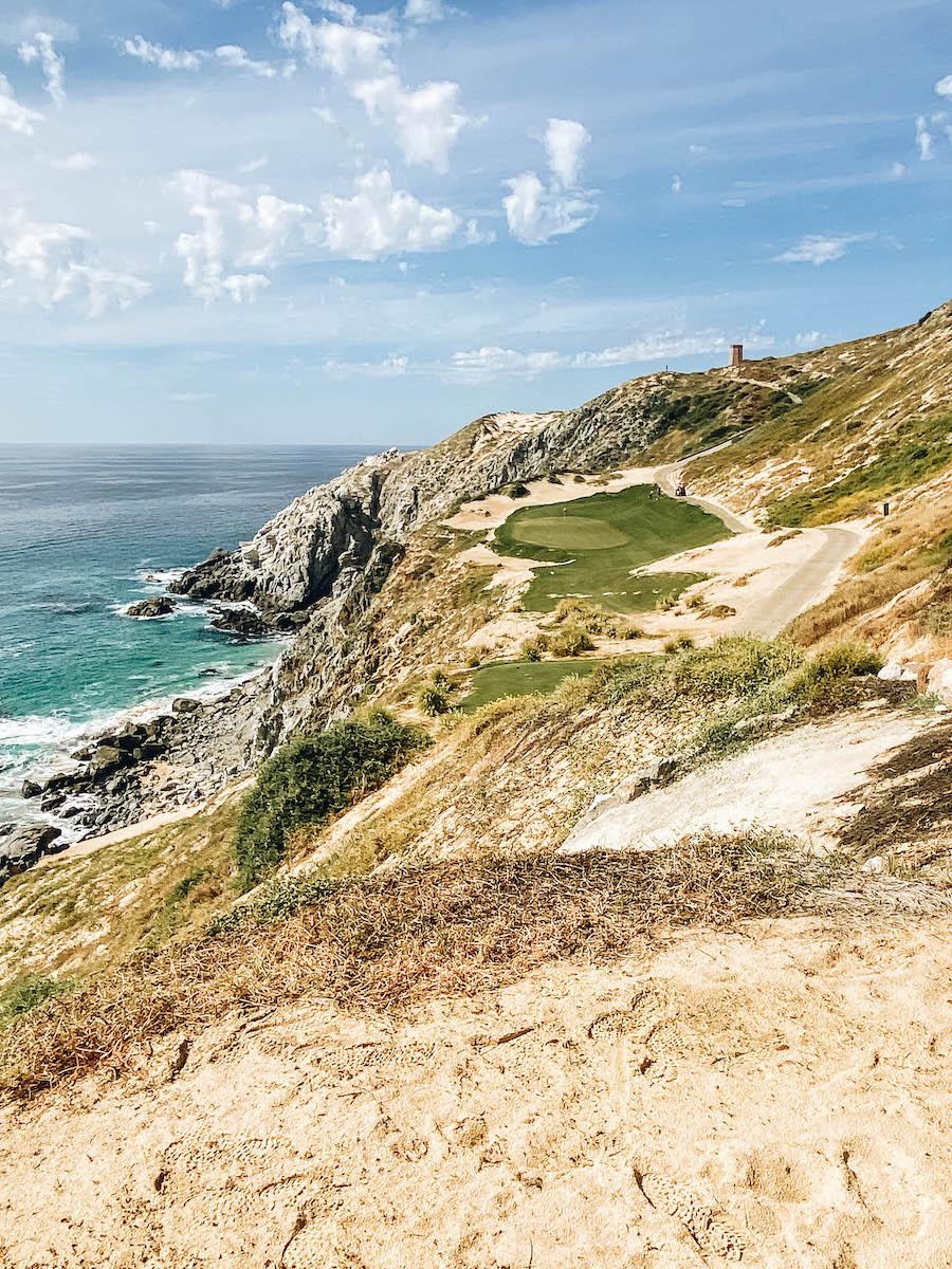 Quivira Golf Club & Course in Los Cabos, Mexico