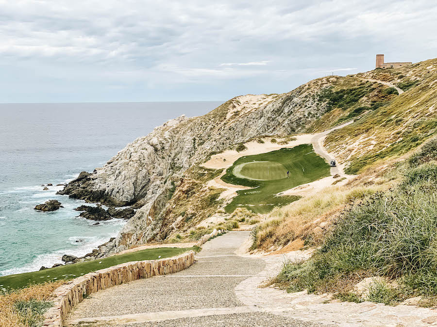 Quivira Golf Club & Course in Los Cabos, Mexico