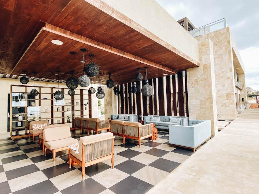 Bar at Pueblo Bonito Pacifica Los Cabos