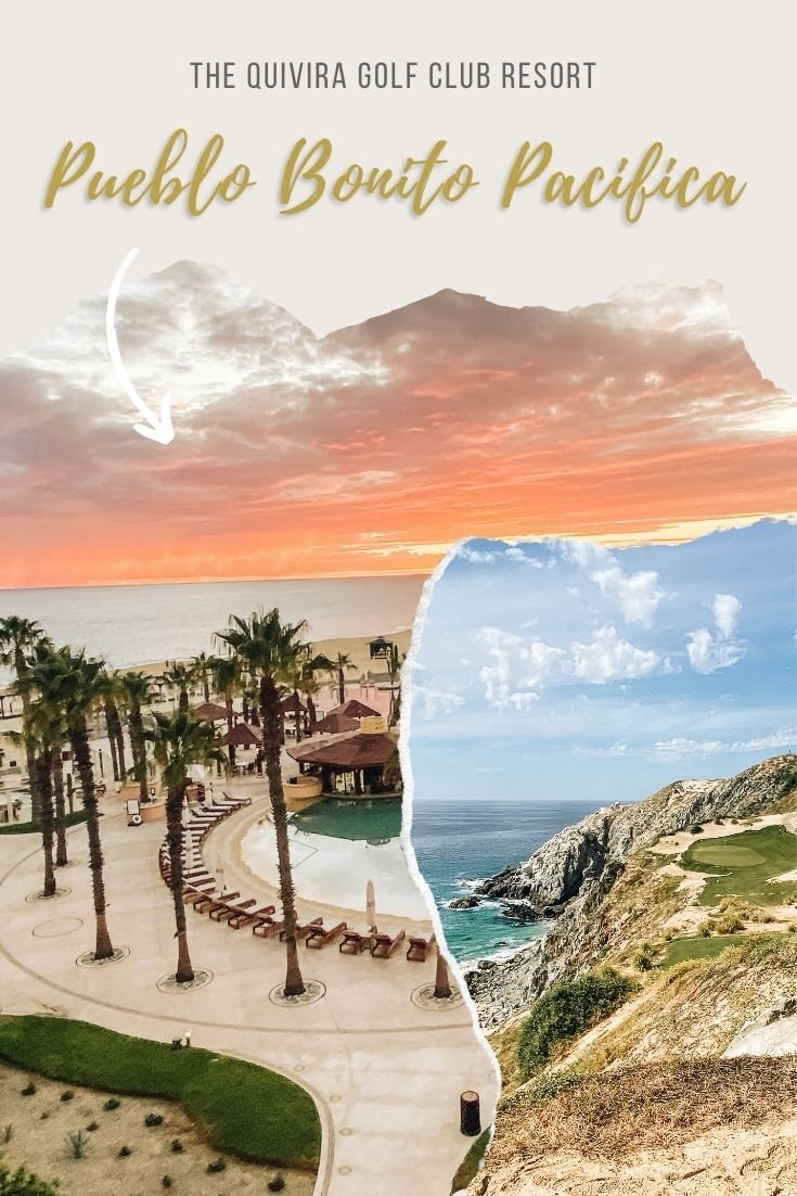 Pueblo Bonito Golf & Spa Resorts at Quivira Los Cabos in Mexico