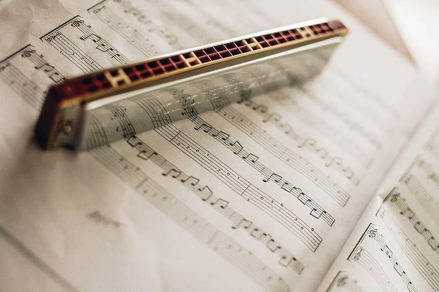 Types of Harmonicas