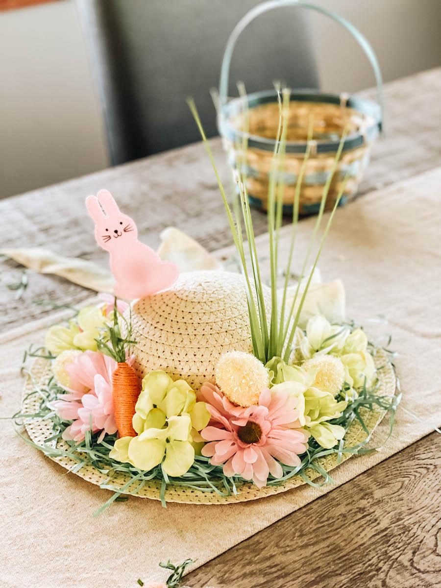 Make (DIY) an Easter Bonnet