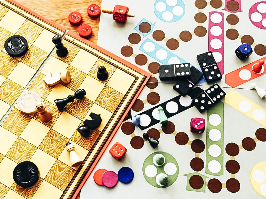 Different types of Board Game Ideas