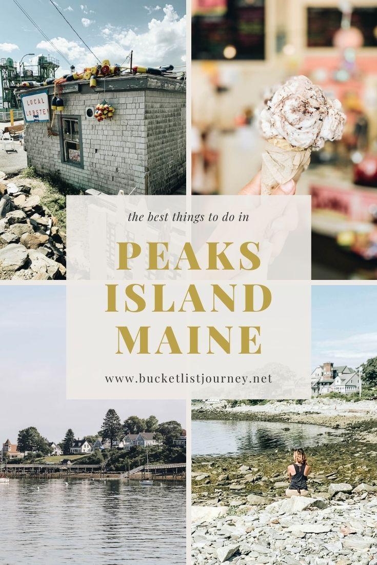 Peaks Island Maine Bucket List: 9 Best Things to Do