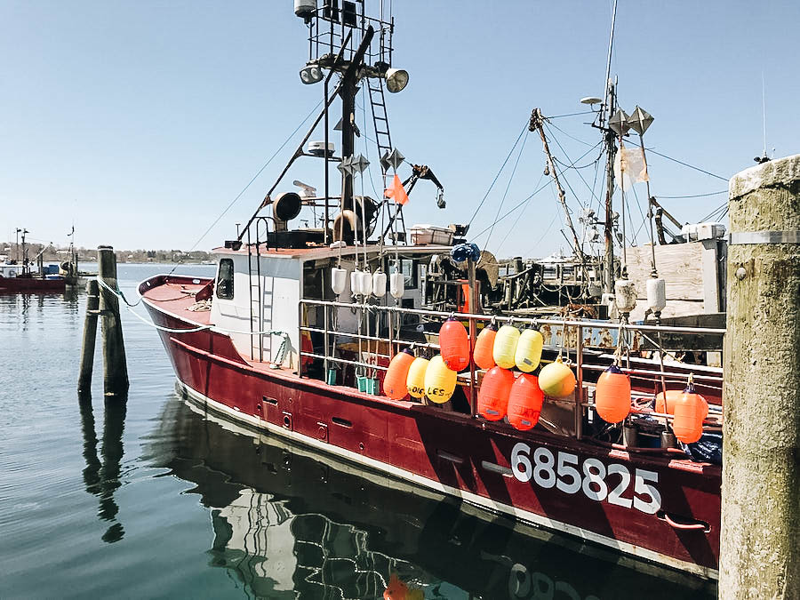 A Lobster Boat