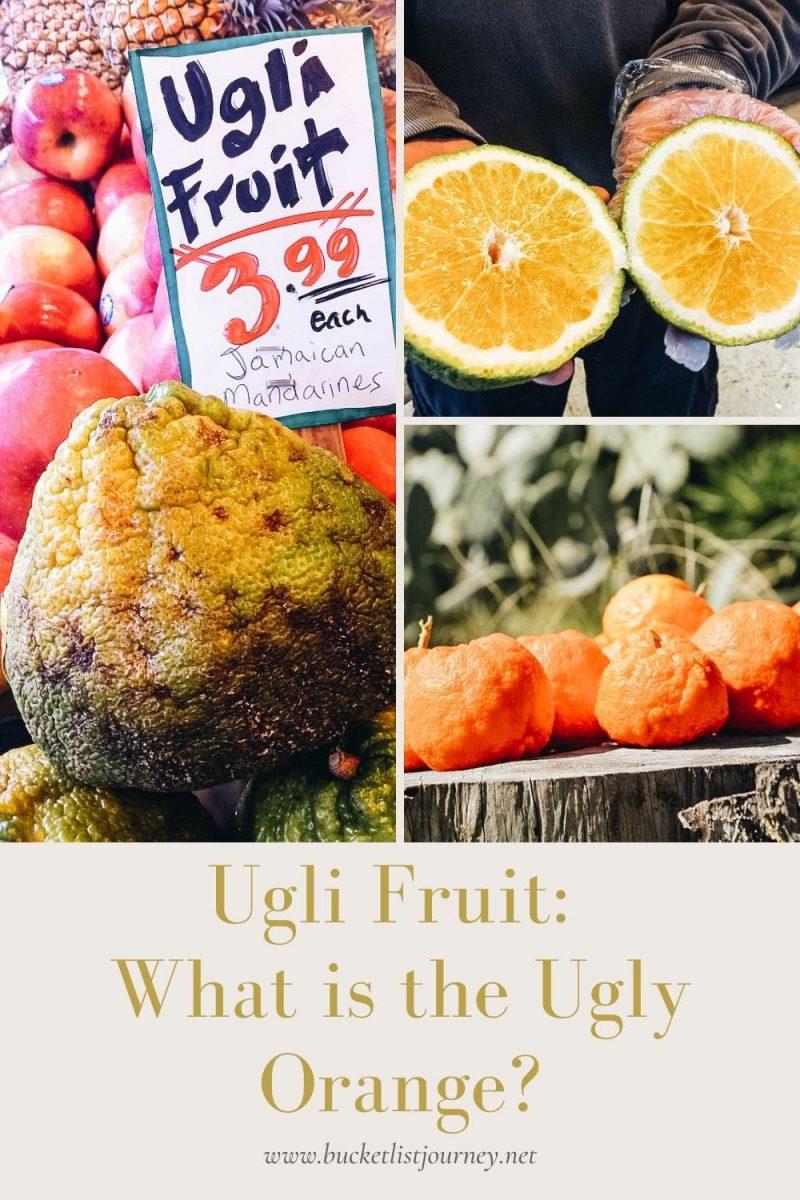 Ugli Fruit: What is the Ugly Orange?