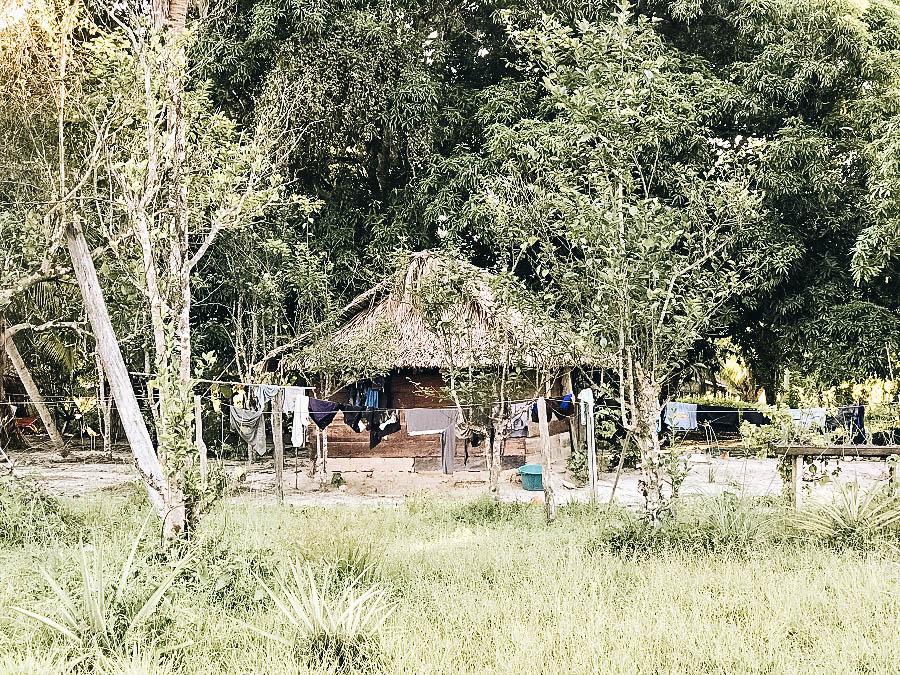 A photo of an Eco Lodge in Guyana