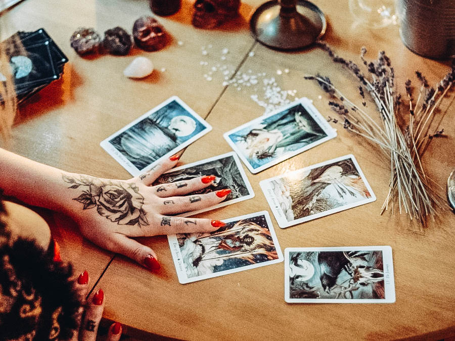 Get a Psychic Reading