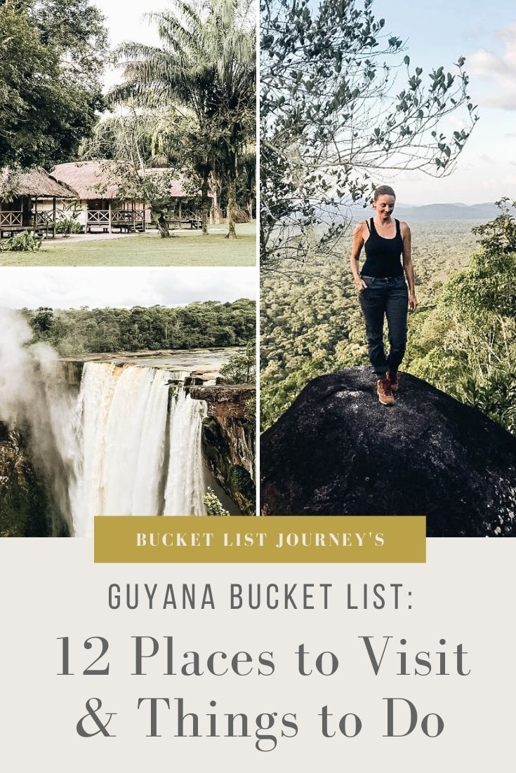 Guyana Bucket List: Places to Visit & Things to Do in Georgetown (& Beyond)