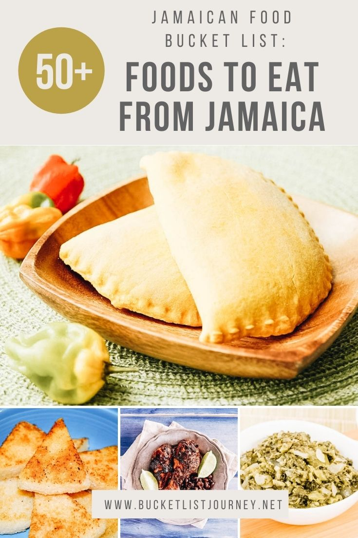 Jamaican Food Bucket List: Dishes, Desserts & Drinks to Eat from Jamaica
