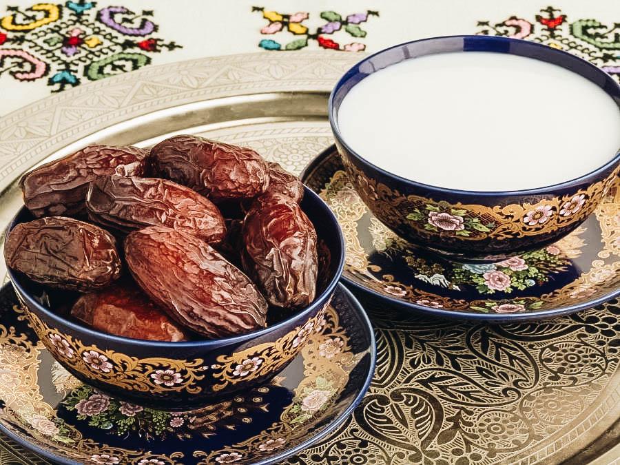 Dates and Milk