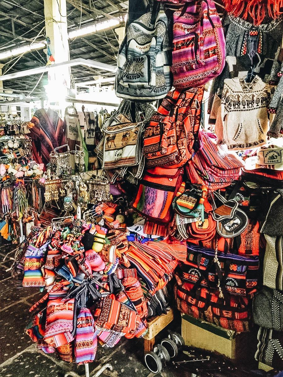 Eat & Shop at San Pedro Market