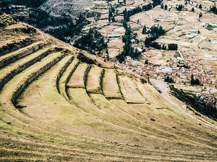 Explore the Pisac Ruins
