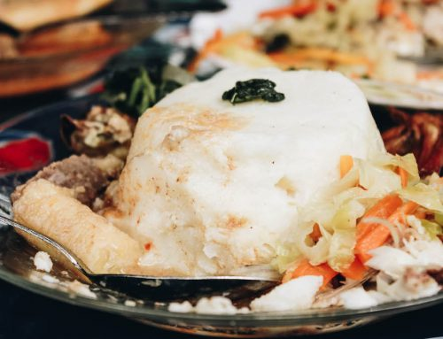 Ugali (Nshima): All About Africa's Staple Food