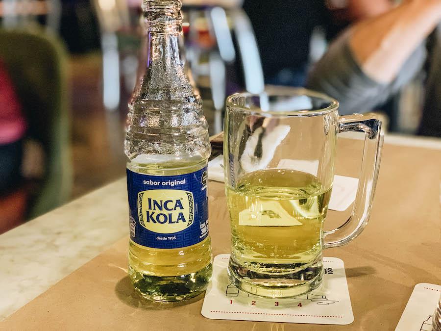 Peruvian Inca Kola