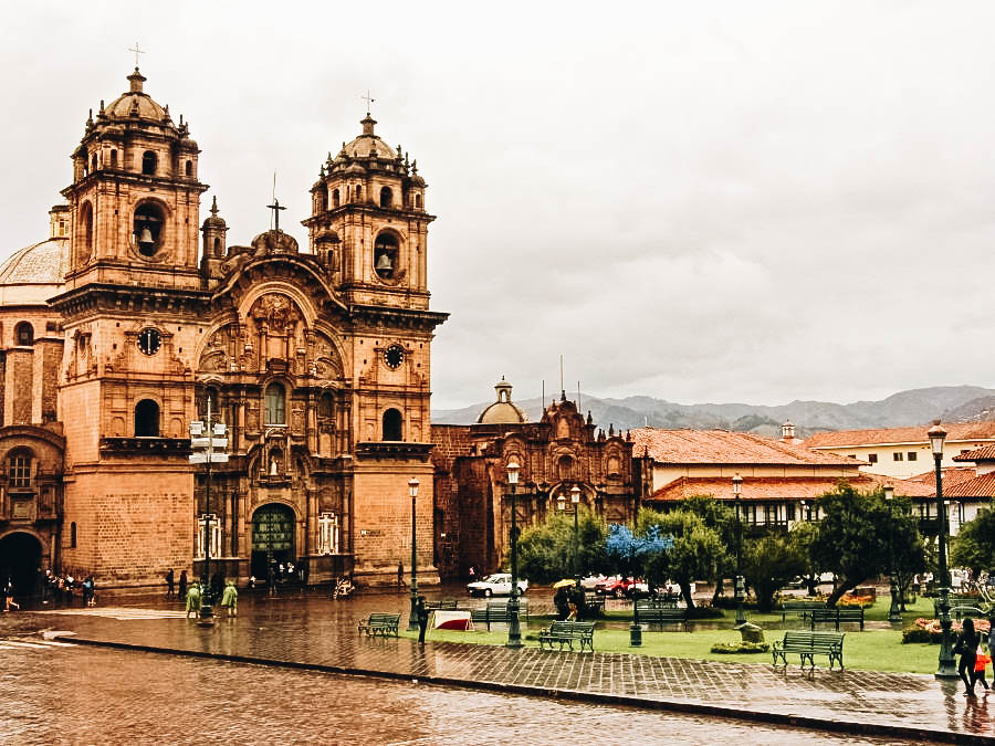 Learn at Cusco's Historical Center