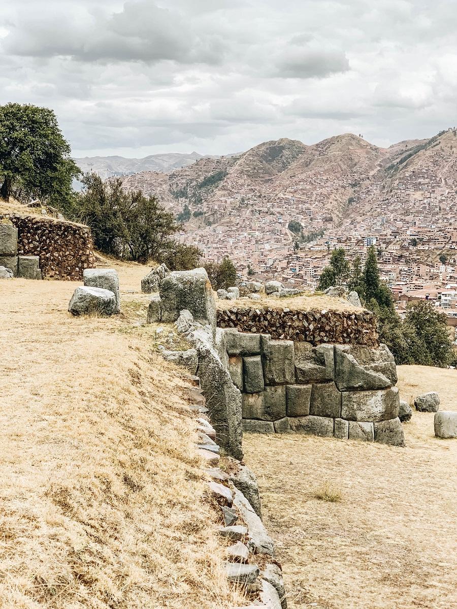 Explore the Ruins of Sacsayhuaman