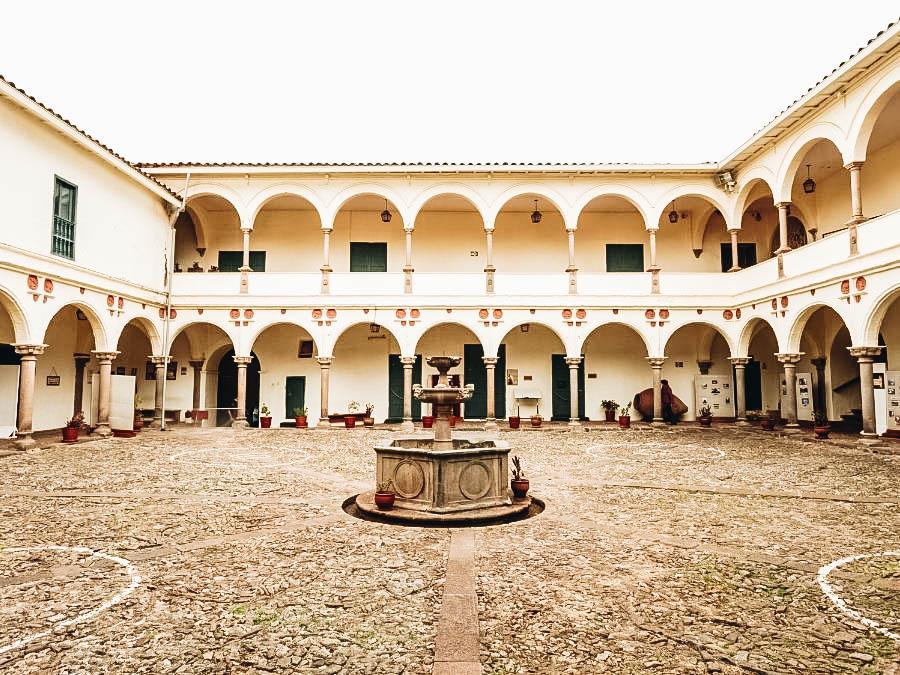 Tour the Inca Museum