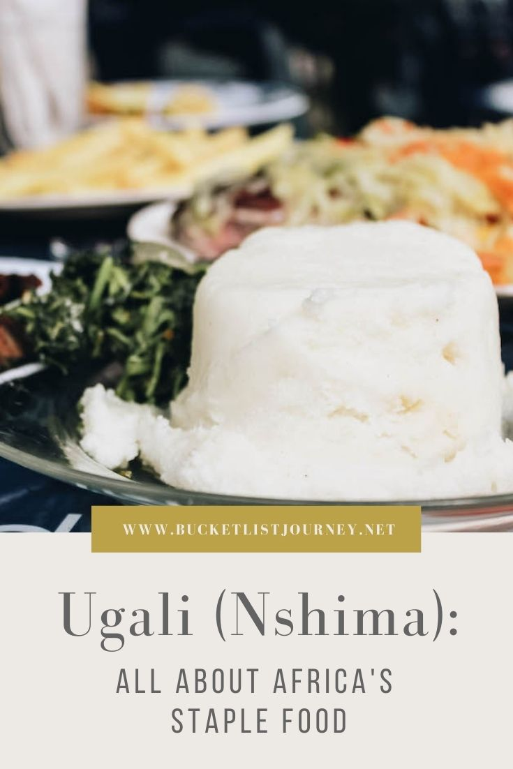 Ugali (Nshima): All About Africa's Staple Food— Including Recipes
