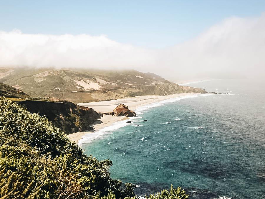 Amazing Beach of Big Sur