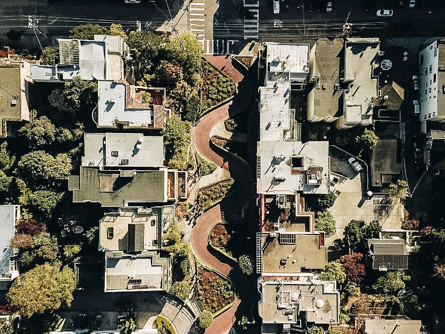Drive San Francisco's Lombard Street RF