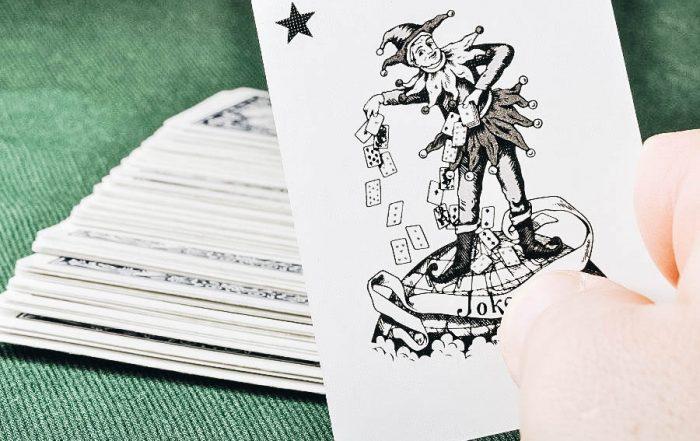 One Joker card