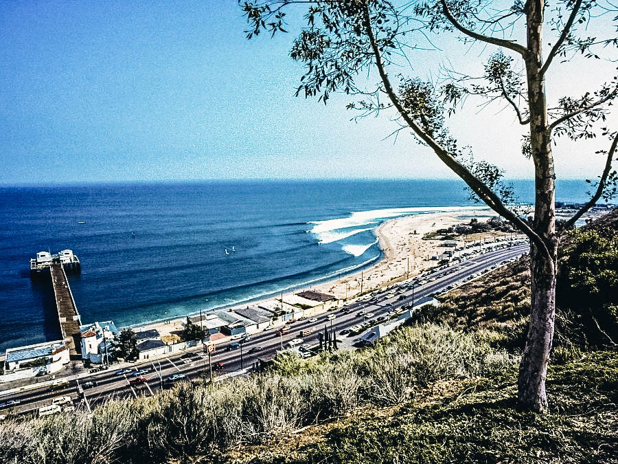 Learn To Surf At Surfrider Beach In Malibu