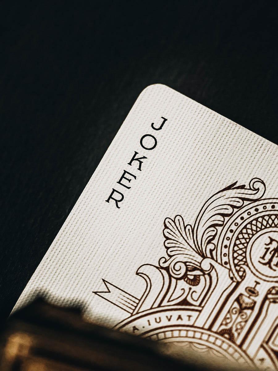 Random Deck of Cards