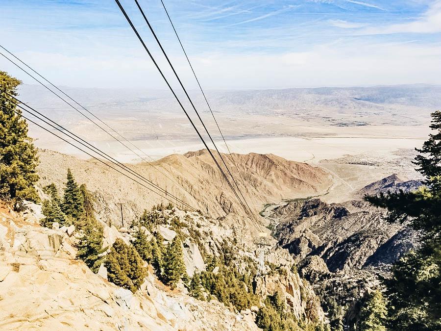 Ride the Palm Springs Aerial Tram