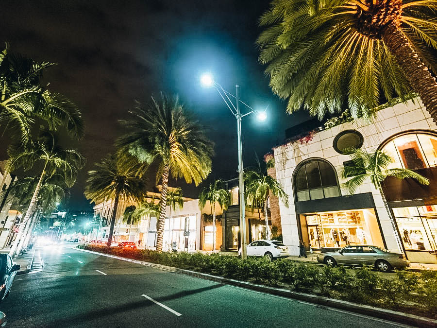 Shop on Rodeo Drive