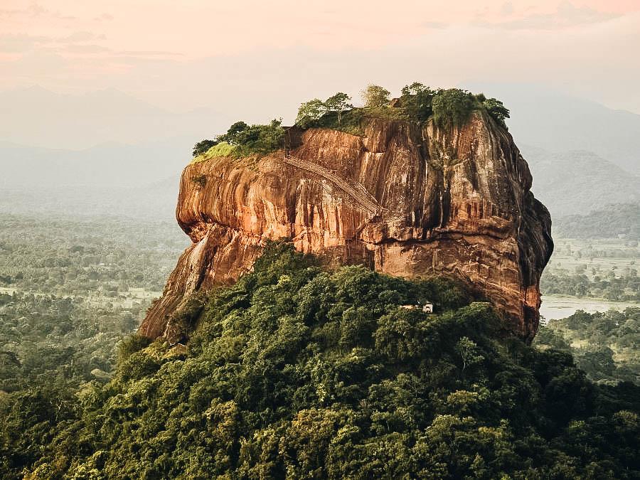 A good photo of Sigiriya