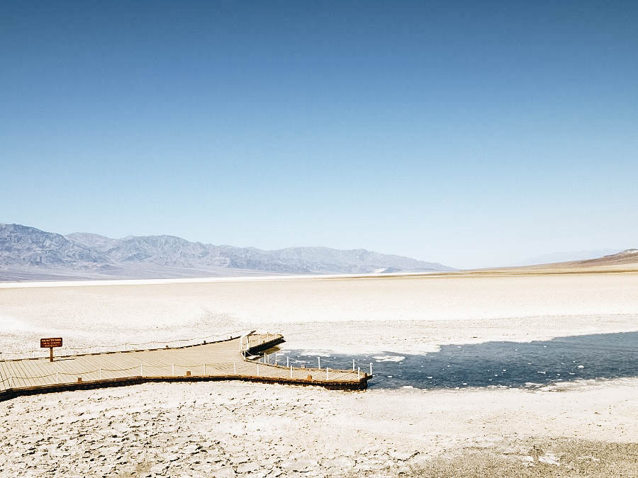 Visit The Lowest Point In The USA At Badwater Basin