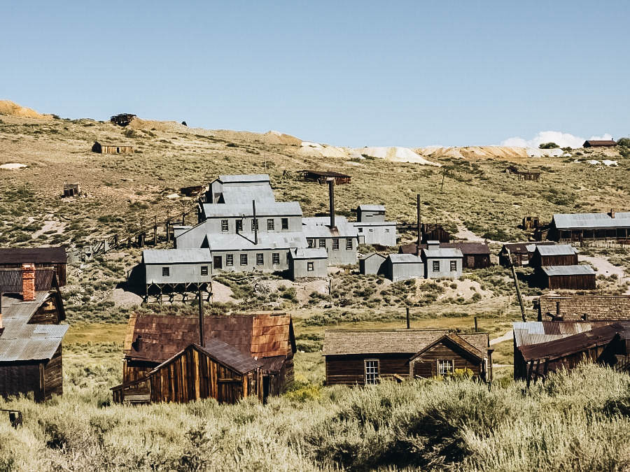 Visit the Most Famous Ghost Town RF