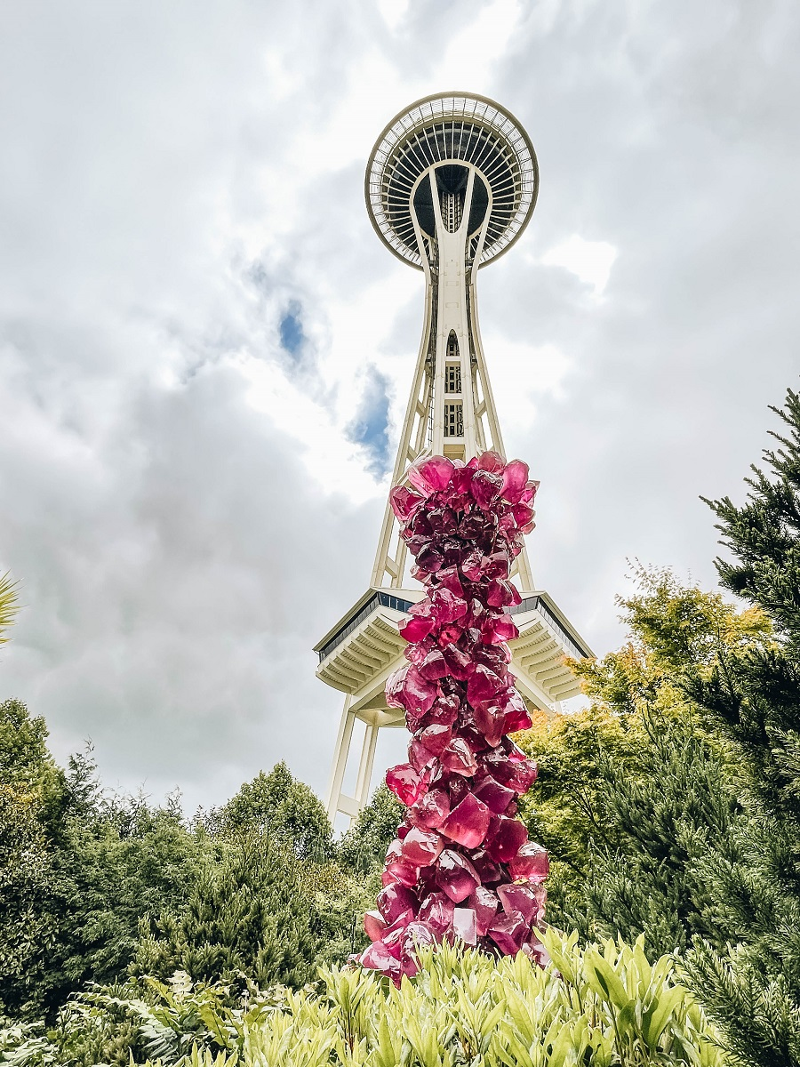 Chihuly Garden and Glass Seattle Washington